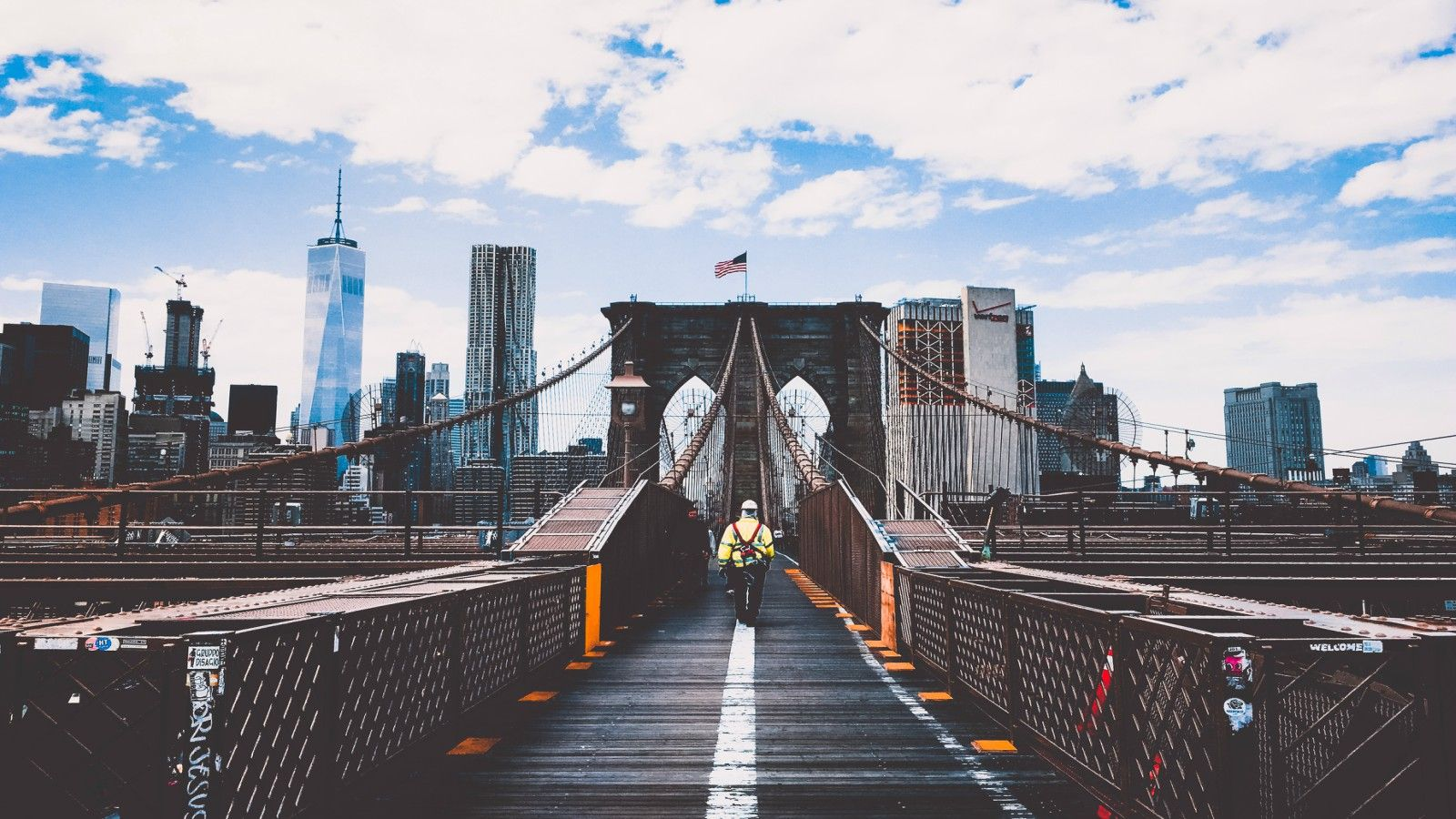 Things to do in NYC - Brooklyn Bridge